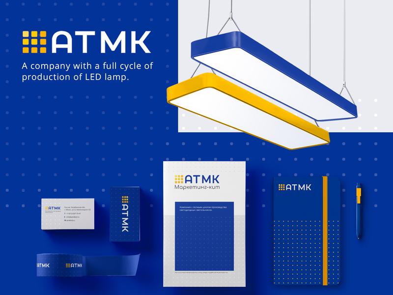 Website & Branding fro ATMK. logo web branding website ui design