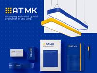 Website & Branding fro ATMK.