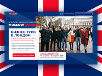 Business Travel Agency Moscow London