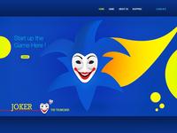 Joker_website