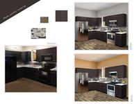 photo realistic rendering _Kitchen _ Adobe Photoshop