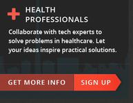 Hacking Health website
