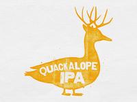 Quackalope Ipa Silhouette