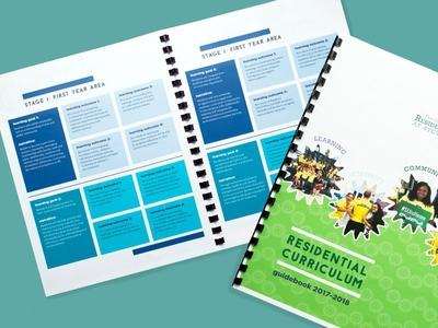 Stevenson University Residential Curriculum Guide