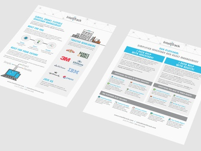 Intellitrack Platform Fact Sheet