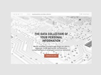 The Data Collection of Your Personal Information