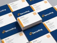 Barcoding Brand Refresh: Business Cards