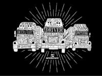 Interstate driver app tee 01