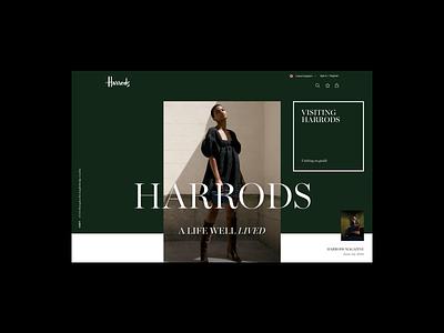 Harrods / Look&Feel