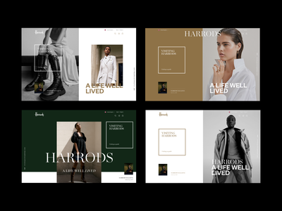 Harrods / Look&Feel