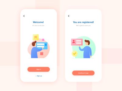Intro | Mobile App