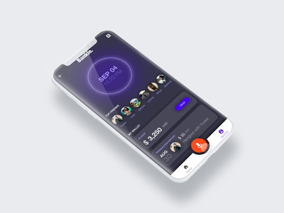 🔊 Online Banking Voiceprint Recognition Transaction Design mobile wallet bankingapp voice transaction mobile app ux prototype design demo prototype animation animation ui sketch dailyui