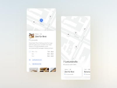 Apartments For Rent — Location apartment travel mobile application app ux ui minimal clean