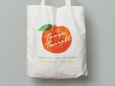 Tonya Turrell - Branding and logo design