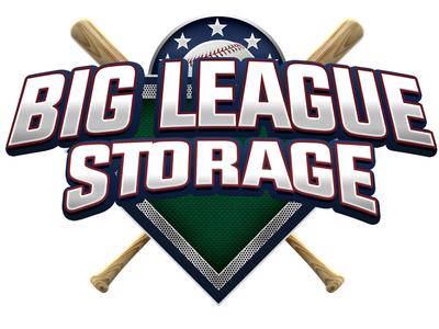 Big League Storage - Logo Design