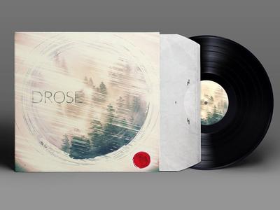 Album Artwork - DROSE vinyl record cover