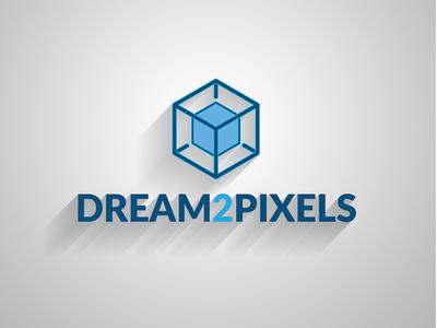 Dream2pixels Logo Design