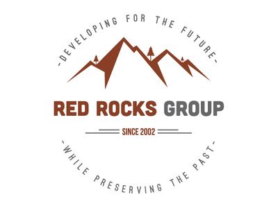 Red Rocks Group - Logo Design