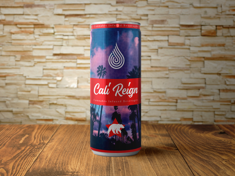 Beverage can design photoshop illustrator graphic design mock up product design branding logo design design art