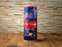 Beverage can design