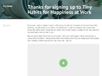 Hammock labs post page