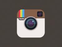 Simple Instagram Icon