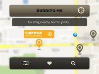 Burrito Me UI