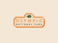 Olympic signage