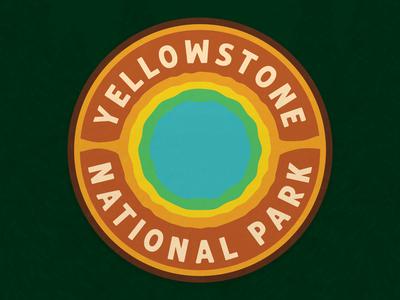 Yellowstone Badge