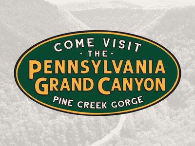 Pennsylvania Grand Canyon