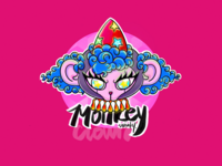 Clown Monkey