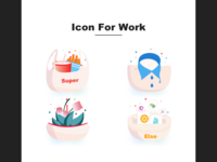 Icon for work