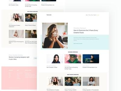Teamweek Video Library Homepage