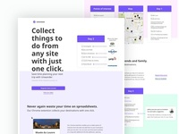 Unwander Home page