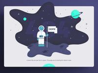 Space error