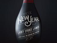 New Year Invite 2014