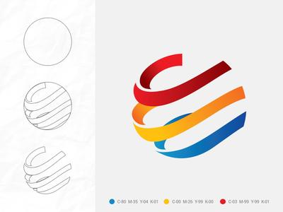 Global Gateway Group Icon Design