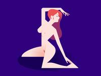 Nude study 03