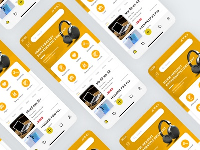 18 Second-hand trading App
