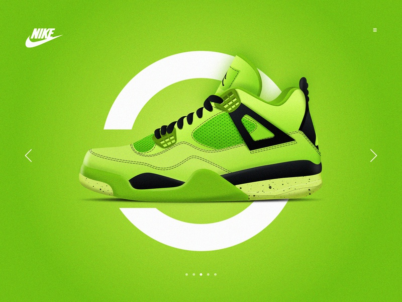 # AJ series # AIR JORDAN Ⅳ: 1988-1989 web app logo typography ui 设计 商标 design 插图 icon illustration