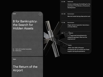 Asterisk Mobile mobile website ux web layout presentation branding design art direction minimal typogaphy