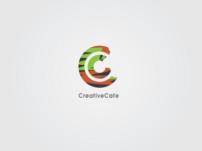 Creative Cafe - logo concept for a creative company