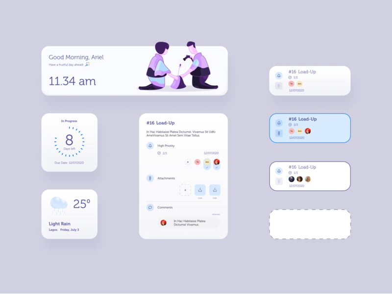 UI kit - Segmented Card and Assets africa design system grid layout style guide hybrid desktop saas design minimal icon ux typography vector clean illustration welcome checkbox branding visual design app design