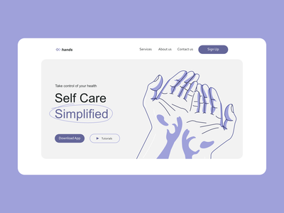Self care style consistency doodle color guide open vector illustration ui ux clean web