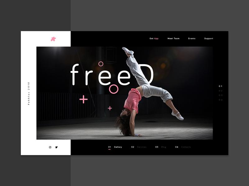 Web028 refine iteration web exploration ux design app pink awareness breast cancer visual soft