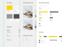 Furniture App - Design System