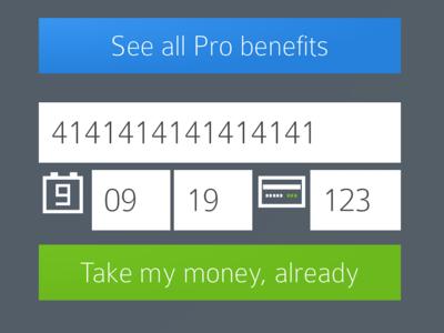 Timelog Payment Form