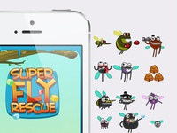 Game Super Fly Rescue