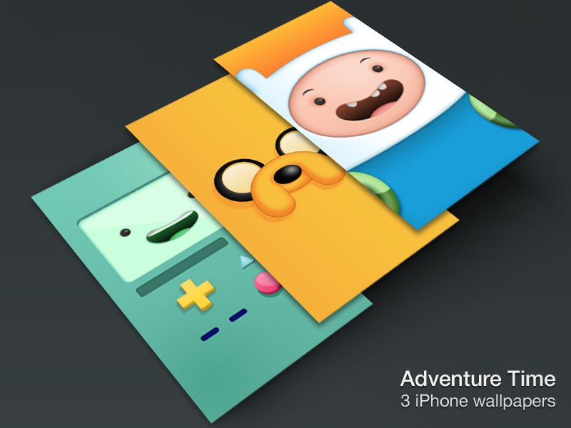 Adventure time wallpapers by samuel suarez dribbble thecheapjerseys Images