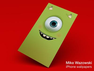 Mike Wazowski Wallpaper